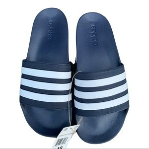 🔥ADIDAS mens Adilette Shower slide sandals NWT🔥